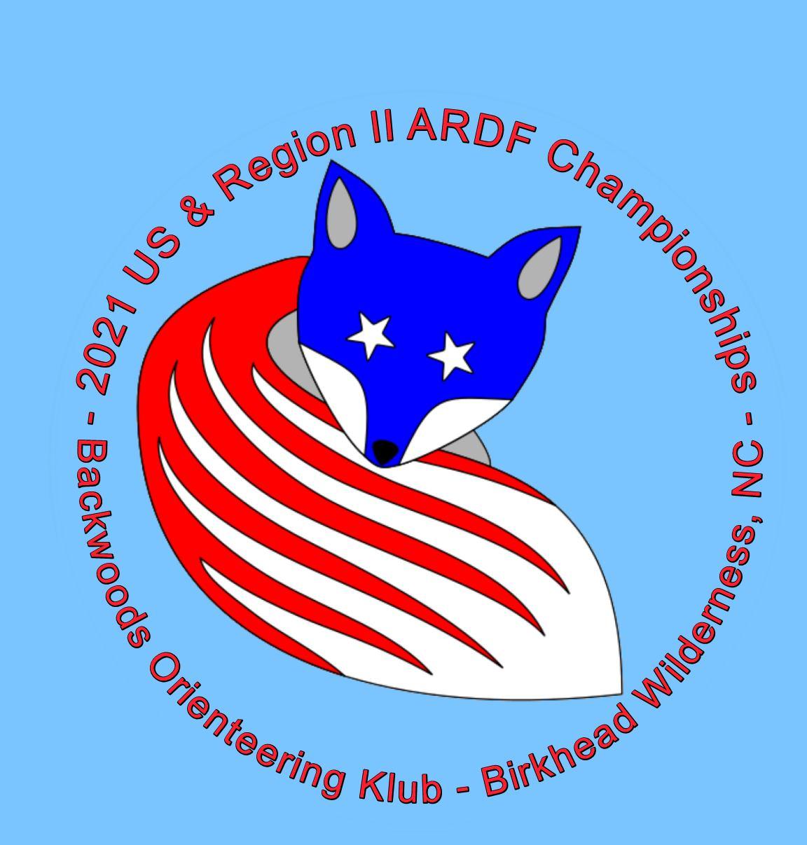 ARDF US & Region II Championships 2021